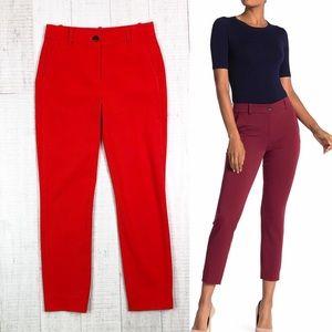 J. Crew Slim Pants Career Business Woman Size 0